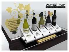 Glorifier & Other Display by rommel laurente Pos Display, Wine Display, Display Design, Display Shelves, Store Design, Booth Design, Banner Design, Pos Design, Retail Design
