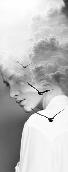 Antonio Mora fait portraits de femmes et d'hommes en double exposition Portraits En Double Exposition, Exposition Multiple, Photomontage, Creative Photography, Portrait Photography, Concept Photography, Dream Photography, Experimental Photography, Abstract Photography
