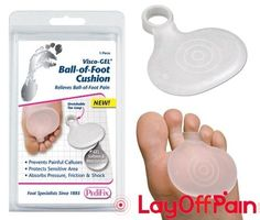 6470c16296 Pedifix Footcare Company - P3004M - P3007M - Foot Care Products, Metatarsal  Pad, Metatarsal