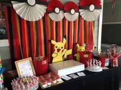 Pokemon candy station