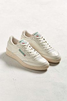 b520fcbea57c2 Back in stock  the  ReebokClassics Club C 85 Vintage Sneaker - SKU ...