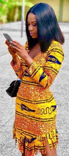 Great latest african fashion look . African Fashion Designers, African Inspired Fashion, African Dresses For Women, African Print Dresses, African Print Fashion, Africa Fashion, African Attire, African Wear, African Fashion Dresses