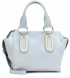 Paige Medium leather shoulder bag | See By Chloé