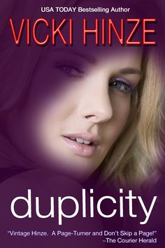 Thank you, Amy (A Girl and Her Kindle) for your review of Duplicity: Clean Read Edition!