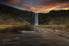 Cinematika by christianlim  waterfalls iceland seljalandsfoss christian lim photography christian lim landscapes iceland landsca