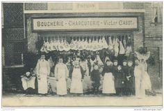 76 - Bihorel ;Boucherie -Charcuterie -Victor Cabot; (Annuaire de la seine inferieure de 1909, page 489 .