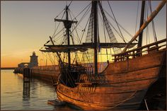 A Santa Maria Morning (Puerto Sherry) by Jared Boduch, via Flickr