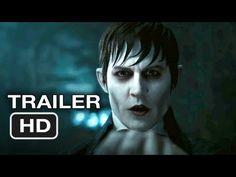 This looks strangely wonderful.   Dark Shadows - Official Trailer #1 - Johnny Depp, Tim Burton Movie (2012) HD