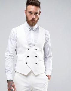 c688255cc Noose   Monkey Super Skinny Vest Best Suits For Men