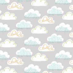 Raindrops Wallpaper for Hibou Home