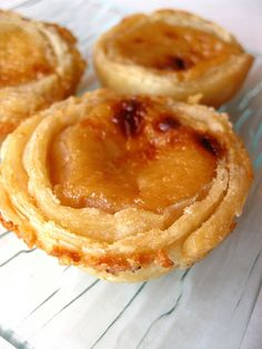 Pasteis de Nata by Acquired Life, via Flickr