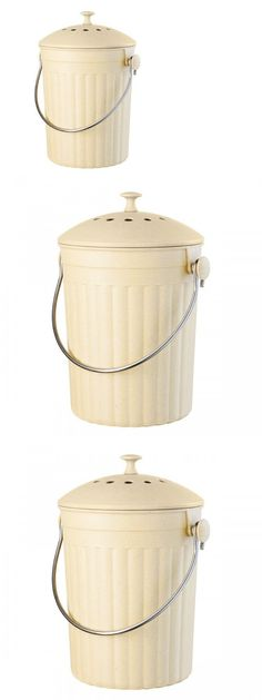 other composting and yard waste compost bucket kitchen pail indoor bin countertop charcoal filter