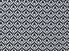 Elastic Satin Black and White - Stretch Stoffe - im Online-Shop günstig kaufen