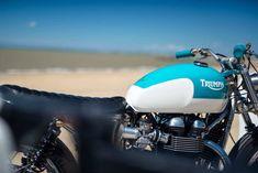 Triumph Sunrising - Préparateur motos - Fcr Original