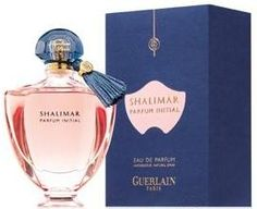 Guerlain Shalimar. A new, lighter twist on the classic Shalimar by Guerlain. The new scent takes the warmth of the original (with notes of rose, iris ) but updates it with bergamot, a lighter vanilla, patchouli and caramel notes. This is vintage sexy with chic modern spin. $66.99 #GuerlainShalimar #Perfume