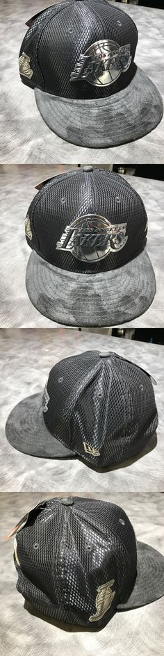 Other Fan Apparel and Souvenirs 465: Lakers Gray Charcoal New Era 2017 Nba Draft On Court Snapback Hat Cap 9Fifty 950 -> BUY IT NOW ONLY: $34.95 on eBay!