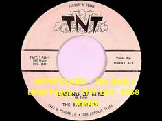 MONTCLAIRS - The Bells / Little Peggy - TNT 154 - 1958 - TEXAS