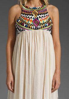 SASS  BIDE maxi dress