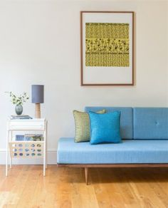 Clean. simple. Sheila Bowness Edwin Sofa