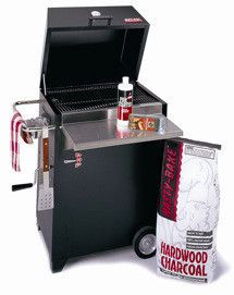 Hasty-Bake Suburban 414 Powder Coated Charcoal Grill