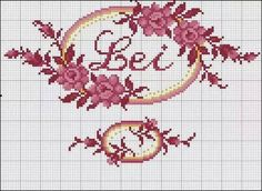 porthole him and her - free cross stitch patterns crochet knitting amigurumi Cross Stitch Letters, Cross Stitch Heart, Cross Stitch Borders, Cross Stitch Flowers, Cross Stitching, Cross Stitch Embroidery, Embroidery Patterns Free, Stitch Patterns, Crochet Patterns
