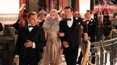 Clothes on Film reviewsite: The Great Gatsby (the new movie!) and dresses (flappers!)