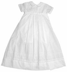 Rafael Collection Little Boys 4 pc Organza Vest Hat Baptism Outfit 2-4