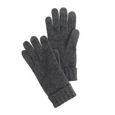 J.Crew - Touchtec® ragwool gloves