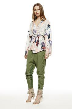 LAUGHING FOR LIFE KIMONO TOP Laughing, Capri Pants, Khaki Pants, Kimono Top, Retail, Life, Clothes, Tops, Fashion