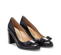 Buckle Ornament Pump - Shoes - Women - Salvatore Ferragamo