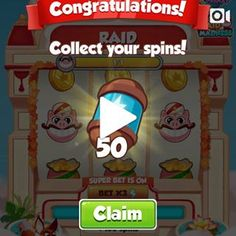 coin master daily rewards free 25 spins you looking for Free spins rewards we are daily sharing new coin master free spins link. You Can collet Coin Master over than… Daily Rewards, Free Rewards, Master App, Bingo Blitz, Coin Master Hack, Miss You Gifts, Free Gift Card Generator, Free Gift Cards, New Tricks