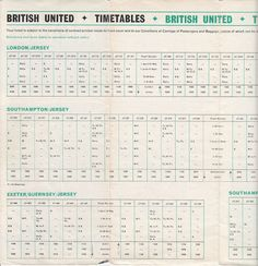 BUA-British-United-Airlines-timetable-4-1-66-Channel-Islands