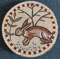 Cirencester Roman Hare by Karma Boss