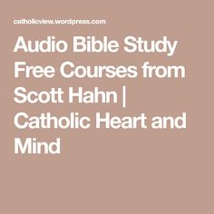 20 Best Audio bible study images in 2018 | Audio bible study, Bible