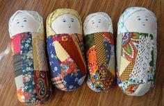 куклы-пеленашки