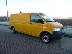 2927502a3a For sale  Used and second hand - Van VOLKSWAGEN Closed Van TRANSPORTER 1.9  TDI7 Transporter