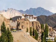 Il monastero di Lamayuru. #Ladakh #Viaggiare #Earthviaggi