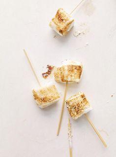 Guimauves à la vanille