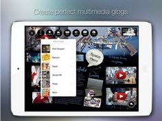 New App to Create Interactive Posters on iPad