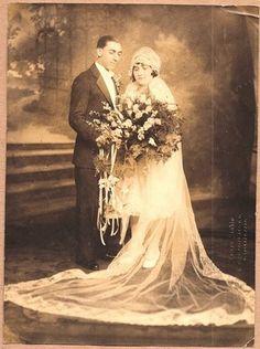 antique wedding photos | Vintage Wedding Photos