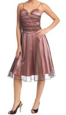 Vintage 1950's Pin Up Dress