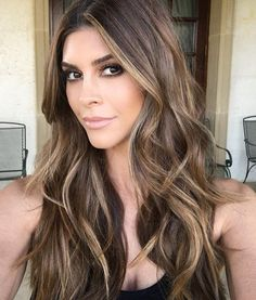 Pinterest: DEBORAHPRAHA ♥️ Honey balayage for blonde or brunettes. beautiful hair color and hairstyle