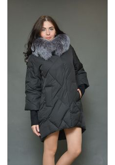 Пуховик TOWMY 3066 Winter Jackets, Suits, Model, Fashion, Sweater Vests, Jackets, Ponchos, Wraps, Winter Coats