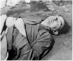 THE STRANGE DEATH OF HEINRICH HIMMLER - http://www.warhistoryonline.com/war-articles/strange-death-heinrich-himmler.html