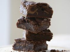 Rezept: Brownies