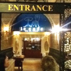 Cafe at hotel Paris, Las Vegas