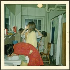 Lindley Hall Women Prepare To Go Out, Lindley Hall Was Built As A Residence  Hall For Female Students In Located On South Court Street, It Faced Ewing  Hall. Part 85
