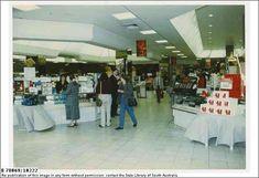Old David Jones & John Martins photos? Rundle Mall, Adelaide South Australia, John Martin, Department Store, History, Vintage, Historia, History Activities