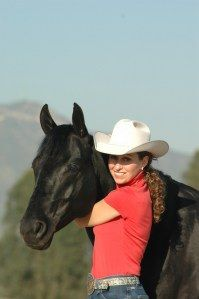Stacy Westfall's bareback mare Roxy dies – video