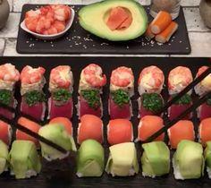 Dim Sum, Sushi Menu, Giada De Laurentiis, Fika, Japanese Food, Brunch, Appetizers, Low Carb, Keto
